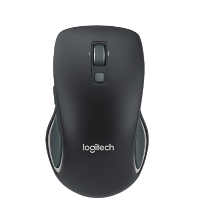 MOUSE WIRELESS M560 BLACK, LOGITECH 910-003882