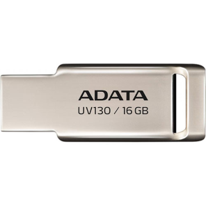 STICK USB 2.0 16GB UV130 GOLD, ALIAJ ZINC, ADATA