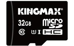 CARD DE MEMORIE MICRO SDHC 32GB CLASA 10 PRO + ADAPTOR SD, KINGMAX